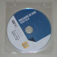 Atelier Manuel équipement électrique/schémas sur DVD renault megane III x95 -09/2008