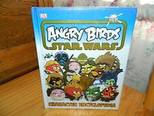 ANGRY BIRDS STAR WARS Character Encyclopedia Hardcover Book Steve Byngall Dakin