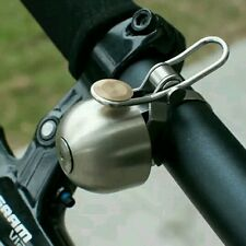 Bicycle bike bell stainless steel
