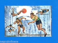 CRONISTORIA MONDIALE Folgore '65-Figurina-Sticker n. 305 - OLIMPIADI TOKYO -Rec