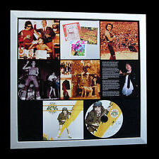 AC/DC+High Voltage+LIMITED+GALLERY QUALITY+FRAMED+EXPRESS GLOBAL SHIP+Not Signed