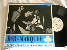 ALEXIS KORNER Blues Inc R&B from the Marquee Cyril Davies 200 gram vinyl MFSL LP