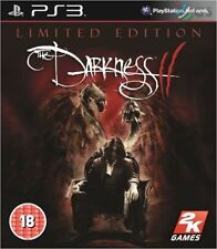[Buy 4 Games or more from Liberty Games AustrDarkness 2 Limited Edition PS3 NEW
