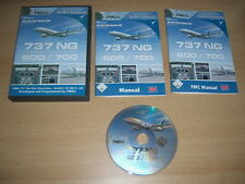 PMDG 737 NG 600/700 Pc  737NG Add-On Flight Simulator 2002 2004  FS2002 FS2004