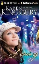 LEAVING unabridged audio book on CD by KAREN KINGSBURY