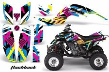 AMR Racing Yamaha Raptor660 Graphic Kit Wrap Quad Decals ATV 2001-2005 FLASHBACK