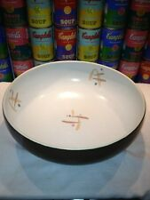 Very Large Eva Zeisel Hall Casual Living Salad Or Fruit Bowl