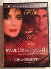 Sweet Bird of Youth (Prev. Viewed DVD) Elizabeth Taylor, Mark Harmon, Rip Torn