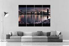NEW YORK CITY Wall Art Poster Grand format A0 Large Print