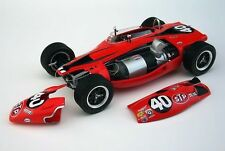 PARNELLI JONES ANDY GRANATELLI STP PAXTON TURBINE 1967 INDY 500 FIRESTONE RACING