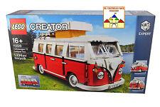 LEGO 10220 CREATOR - Volkswagen T1 Camper Van Nuovo