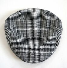 NWT Authentic TOM FORD 100% WOOL Newsboy Cabbie Hat Cap Size 54 XS US-6 3/4