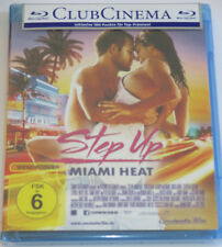 Step Up 4 - Miami Heat - Blu-ray/NEU/OVP/Tanzfilm/Ryan Guzman/Constantin