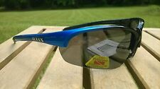 Mens Maxx HD Sunglasses Domain HDP black golf blue fishing polarized womens B2