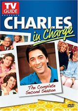 Charles in Charge - The Complete Second Season (DVD) BRAND NEW SEALED