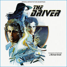 The Driver / Star Chamber - 2 x CD Complete Scores - Limited 1000 -Michael Small