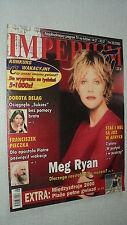 IMPERIUM TV 2000/28 (14/7/2000) MEG RYAN NAOMI CAMPBELL JOAN COLLINS FLOCKHEART