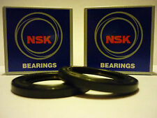 KAWASAKI Z750 07 - 10 OEM SPEC NSK COMPLETE FRONT WHEEL BEARING & SEAL KIT