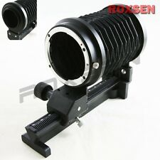 Macro Extension Bellows TUBE for NIKON F mount camera D4 D600 D800 D3200 D5100