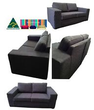 'Oxford' 2.5 Seater_Washable Slip Cover_Lounge Couch Sofa_Australian Made