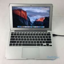 "Apple 2011 MacBook Air 11"" 1.6GHz Core I5 64GB SSD 2GB MC968LL/A + D Grade"