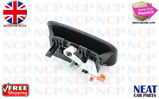 NEW FORD TRANSIT MK7 SIDE LOADING DOOR HANDLE WITH BRACKET LH SIDE 2006-2013