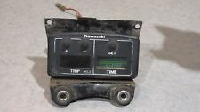 1983-88 KAWASAKI KDX200 DIGITAL METER ASSEMBLY INSTRUMENT  25001-1576