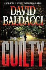 Will Robie: The Guilty No. 4 by David Baldacci (2015, Hardcover) NEW