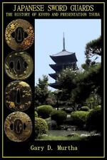 Japanese Sword Guards History of Kyoto and Kenjo Tsuba Book ENGLISH 2016 Samurai