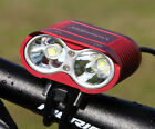 New Generation XM-L2 5000LM X2 Cree LED Bike Bicycle MTB Cycling Head Light FS