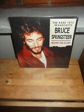 "Bruce Springsteen ‎""Bound For Glory"" LP LET THEM EAT VINYL UK 2012 - SEALED"