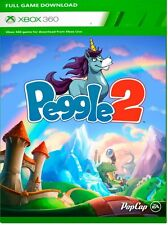 Peggle 2  Xbox 360 Digital Code Shipping By Mail