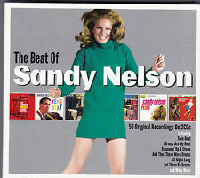 Sandy Nelson : The Beat Of - 2CD