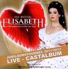 Castalbum Live - Elisabeth-Das Musical-Live *2 CD*NEU*
