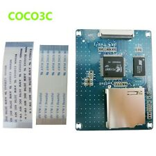 "SD to 1.8"" ZIF HDD Adapter SD MMC Card to LIF CE Reader card with ZIF LIF cable"