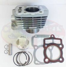 200cc Cylinder Bore Set for Dirt Pro GY200 Enduro, Air Cooled OHV 163FML