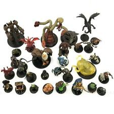 Lot 10 NO DOUBLES Dungeons & Dragons Pathfinder spider D&D miniatures M251