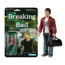 "ReAction Jesse Pinkman Street Clothes Funko 4"" Retro Breaking Bad Figure moc"