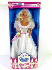 NIB BARBIE DOLL 1994 COUNTRY BRIDE