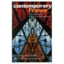 Hewlett, Nick, Forbes, Prof Jill Contemporary France Excellent Book