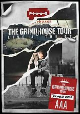 PLAN B Grindhouse Tour Live at the O2 DVD NEW .cp