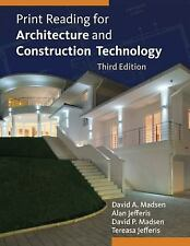 Print Reading for Architecture and Construction Technology with Premium Website