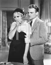 8x10 Print James Cagney Joan Blondell  Blonde Crazy 1932 #5