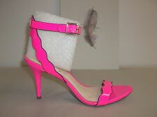 Jessica Simpson Size 5.5 M Morena Pink High Heels Sandals New Womens Shoes