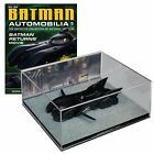Batman Returns Batmobile Die-Cast Metal Vehicle with Collector Magazine-New