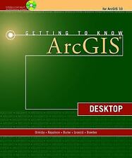 Getting To Know Arcgis for Desktop by Tim Ormsby