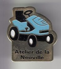 RARE PINS PIN'S .. AGRICULTURE TRACTEUR MOTOCULTURE ISEKI NEUVILLE  SECLIN 59~DC