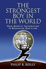 The Strongest Boy in the World and Other Adventures in Genetics-ExLibrary