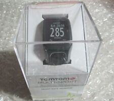 TomTom Multi-Sport GPS Watch with Heart Rate Monitor Grey