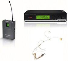 SENNHEISER xsw72 auricolare microfono wireless CH70 SOUND DJ Discoteca RADIO MIC